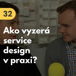 32. Brocka a Hankovský (Kiuub): Ako vyzerá service design v praxi? #rozhovor