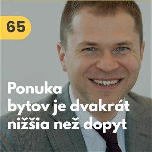 65. Filip Žoldák (HERRYS): Cenu diktujú predajcovia nehnuteľností. Dopyt je dnes dvakrát vyšší ako ponuka #rozhovor