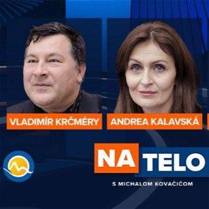 Andrea Kalavská, Vladimír Krčméry a Marek Krajčí. (15.3.)