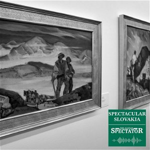 Benka is Slovakia's national treasure but also its most faked artist