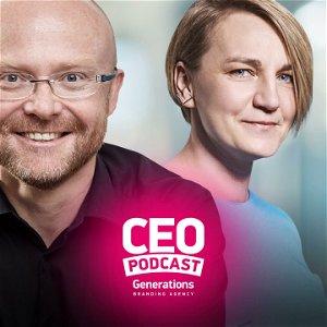 CEO Podcast #04: Curaprox - Lucia Pašková