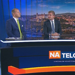 Hosťami boli Boris Kollár a Peter Žiga (10.11. 2019)