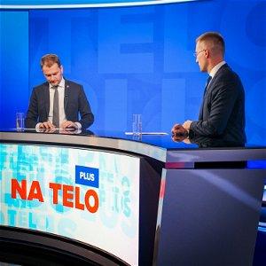 Na Telo Plus s Igorom Matovičom (5. 7.)