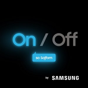 On/Off by Samsung so Sajfom