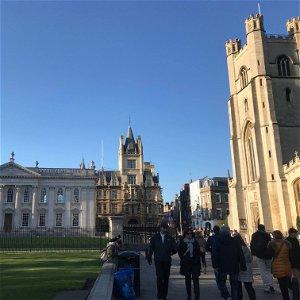 S2E26: CAMBRIDGE - Aj ty si pádlovala?
