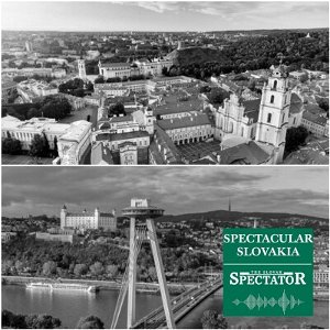 Vilnius vs Bratislava: Citizens of which capital are louder on public transport?