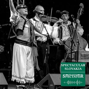 Why did Anička's boots get wet? Slovak folk songs are quirky