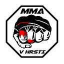 MMA v hrsti